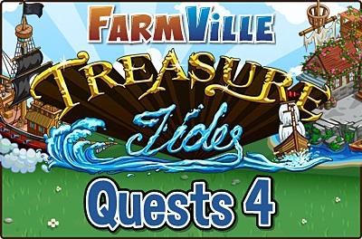 Treasure Tides Quests 4