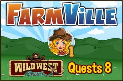 Wild West Ranch Quests 8