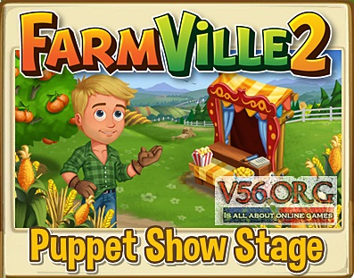 FV2 Puppet Show Stage