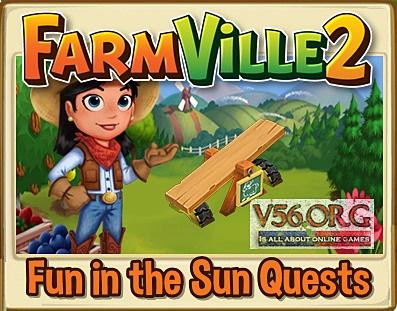 Farmville 2 Fun in the Sun