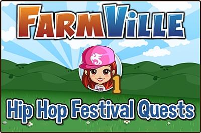 Hip Hop Festival Quest