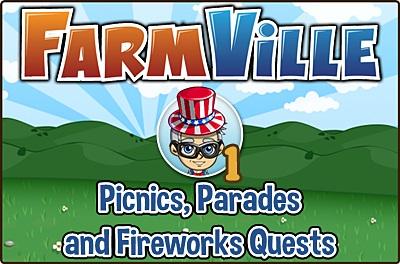 Picnics, Parades and Fireworks