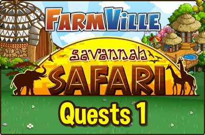 Savannah Safari Quests 1