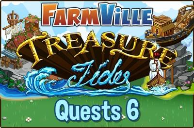 Treasure Tides Quest 6