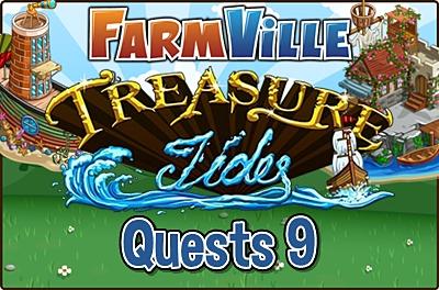 Treasure Tides Quests 9