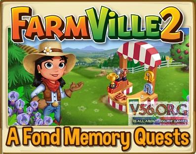 Farmville 2 A Fond Memory