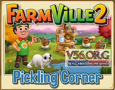 Farmville 2 Pickling Corner