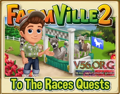 Farmville 2 To The Races