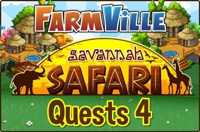Savannah Safari Quest 4