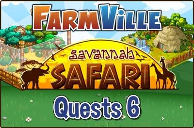 Savannah Safari Quest 6