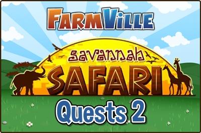 Savannah Safari Quests 2