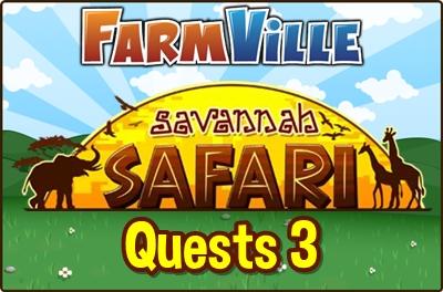 Savannah Safari Quests 3