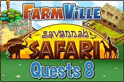 Savannah Safari Quest 8
