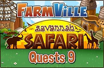 Savannah Safari Quest 9