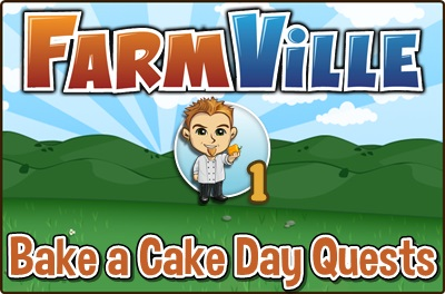 Bake a Cake Day Quests