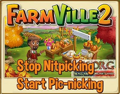 FV Stop Nitpicking Start Pic-nicking
