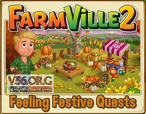 FV2 Feeling Festive  Quests