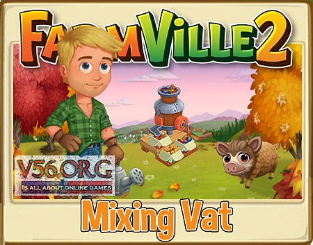 FV2 Mixing Vat