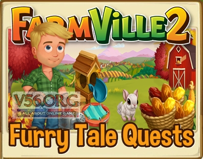 Furry Tale Quest