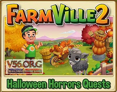Halloween Horrors Quests