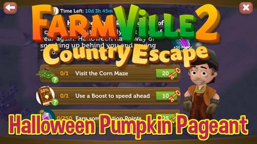 Halloween Pumpkin Pageant