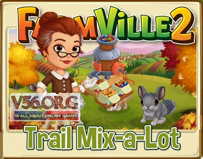 FV2 Trail Mix-a-Lot