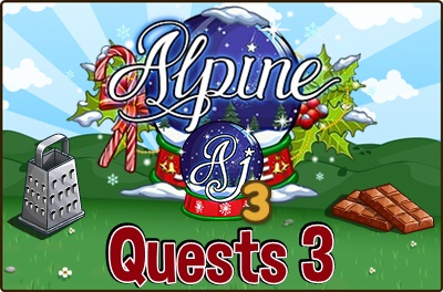 Alpine Jingle Quests 3