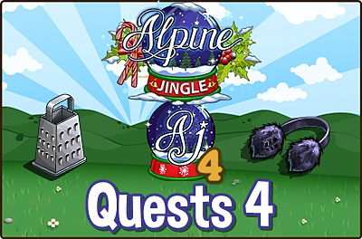 Alpine Jingle Quests 4