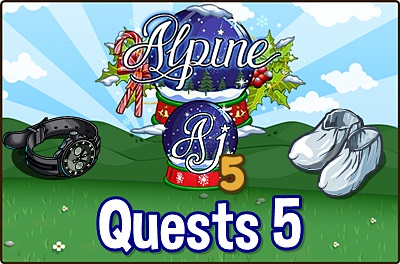 Alpine Jingle Quests 5