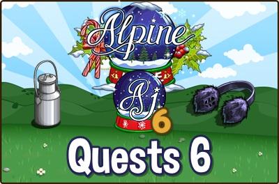 Alpine Jingle Quests 6