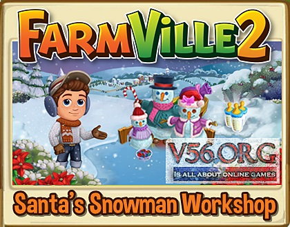 FV 2 Santa's Snowman Workshop