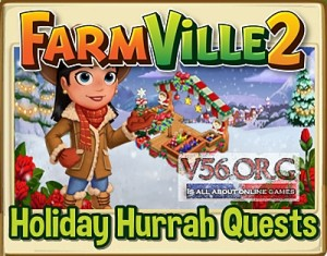 FV Holiday Hurrah Quests