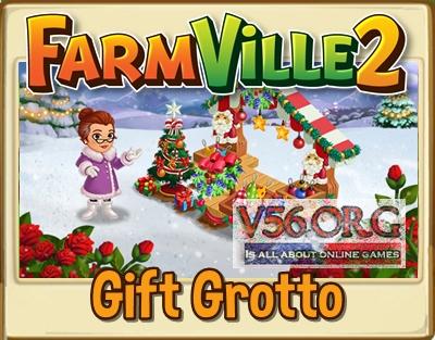 Farmville 2 Gift Grotto