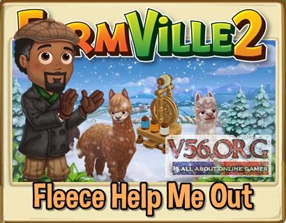 Fleece Help Me Out Quests