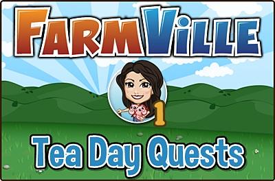 Tea Day Quests