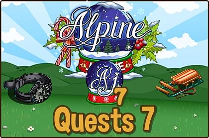 Alpine Jingle Quests 7