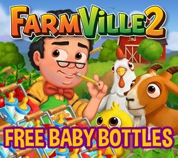 Free Baby Bottles x2