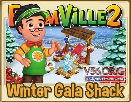 Winter Gala Shack