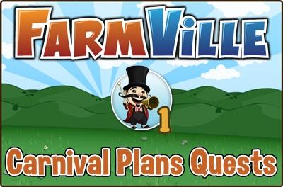 Carnival Plans Quests