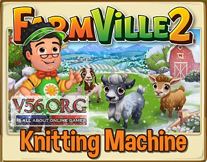 FV 2 Knitting Machine