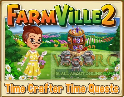 FV Farmville Time Crafter Time