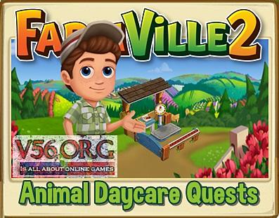 FV2 Animal Daycare Quests