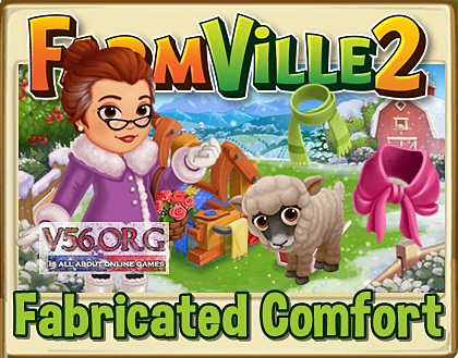 Farmville 2 Fabricated Comfort Quest