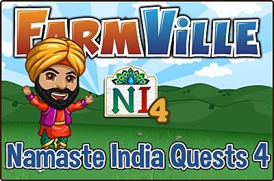 Namaste India Quests 4