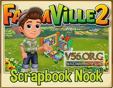 FV2 Scrapbook Nook