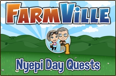 Farmville Nyepi Day Quests