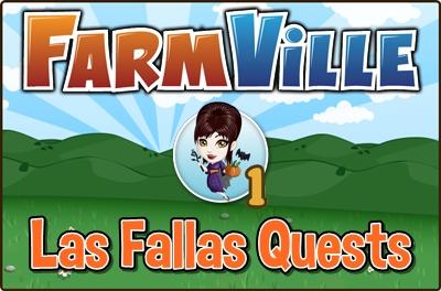 Las Fallas Quests