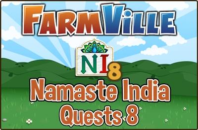 Namaste India Quests 8