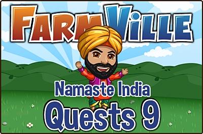 Namaste India Quests 9