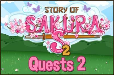 Story of Sakura Quests 2